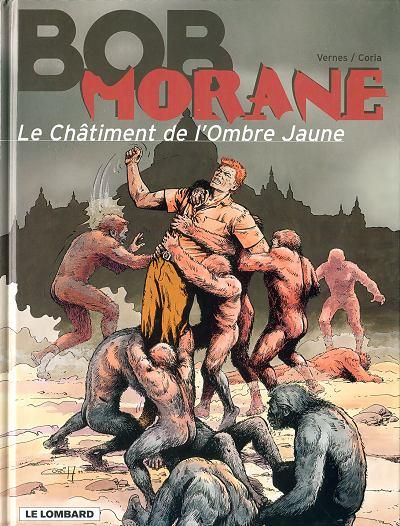 Couverture de Bob Morane 3 (Lombard) -53- Le Châtiment de l'Ombre Jaune