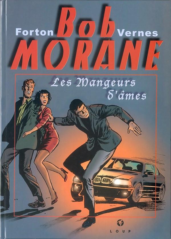 Couverture de Bob Morane 9 (Divers) -100- Les Mangeurs d'âmes