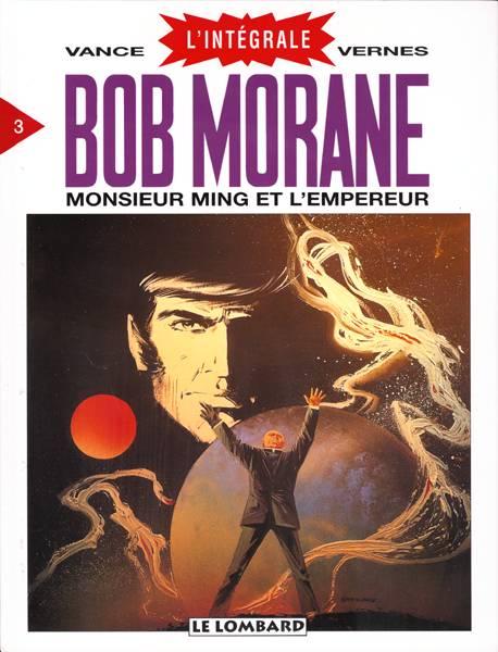 Couverture de Bob Morane 8 (Intégrale Dargaud-Lombard) -3- Monsieur Ming et l'Empereur