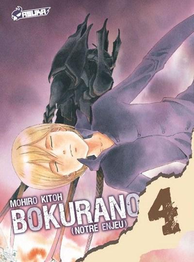 Couverture de Bokurano (Notre enjeu) -4- Tome 4