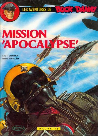 Couverture de Buck Danny -41- Mission 'Apocalypse'
