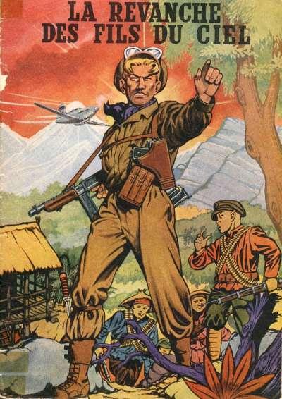 Couverture de Buck Danny -3- La revanche des fils du ciel