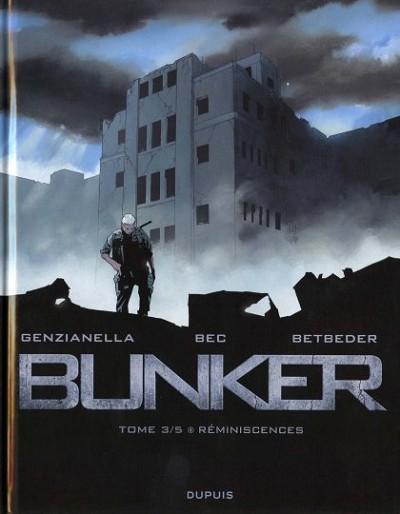 Couverture de Bunker (Betbeder/Bec) -3- Réminiscences