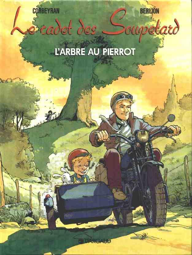 Couverture de Le cadet des Soupetard -4- L'arbre au Pierrot