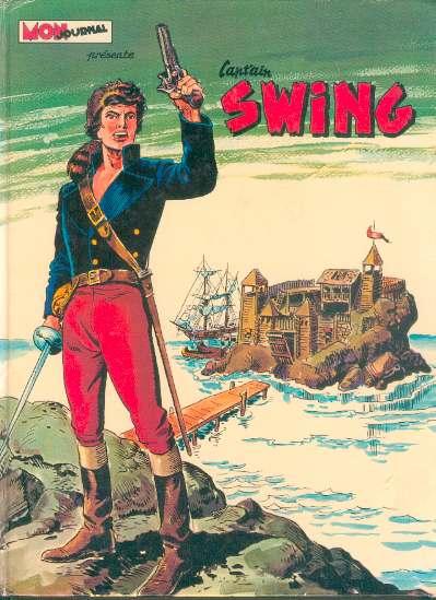 Bien-aimé Capt'ain Swing! (albums cartonnés) - BD, informations, cotes RR69