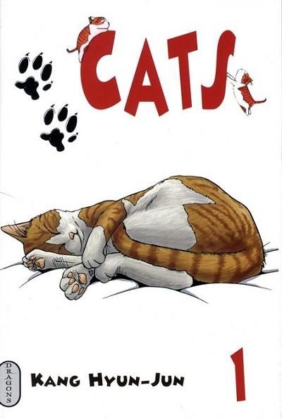 Couverture de Cats -1- Volume 1