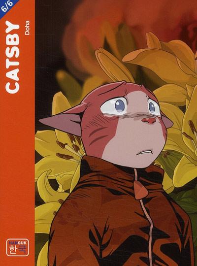 Couverture de Catsby -6- Volume 6/6