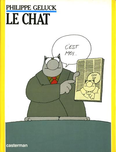 Couverture de Le chat -1- Le Chat