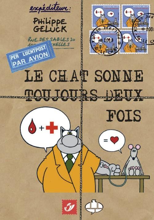 Couverture de Le chat -HS1TL- Le Chat sonne toujours deux fois