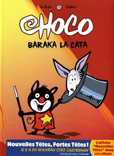 Couverture de Choco -1- Baraka la cata