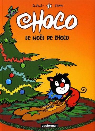 Couverture de Choco -2- Le Noël de Choco