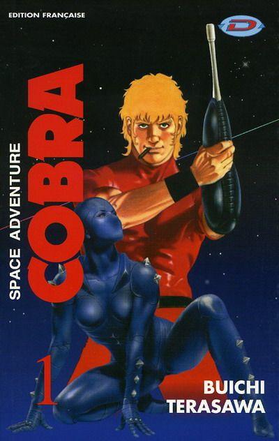 Cobra tome 1 Dynamic Vision