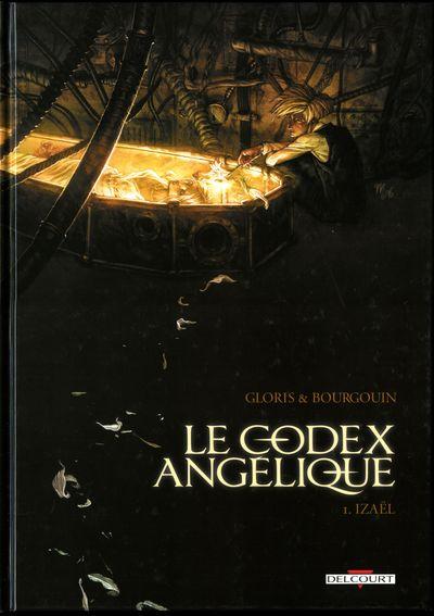 Couverture de Le codex Angélique -1- Izaël