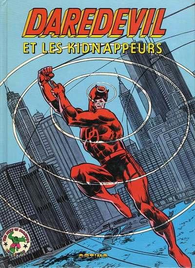 Couverture de Best of Marvel (The) (Collection) -2- Daredevil et les kidnappeurs