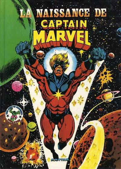 captain marvel 1980
