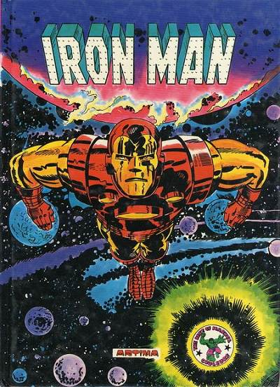 Couverture de Best of Marvel (The) (Collection) -6- Iron Man