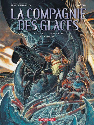 G.-J. Arnaud - La Compagnie des Glaces T50-T54
