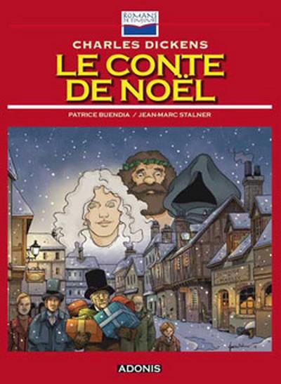 Couverture de Romans de toujours - Le Conte de Noël
