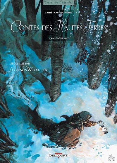 Couverture de Contes des hautes terres -1- La longue nuit