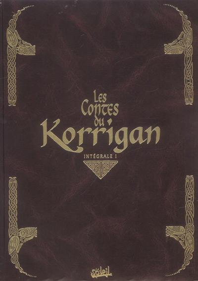 Couverture de Les contes du Korrigan -INT01- Intégrale 1