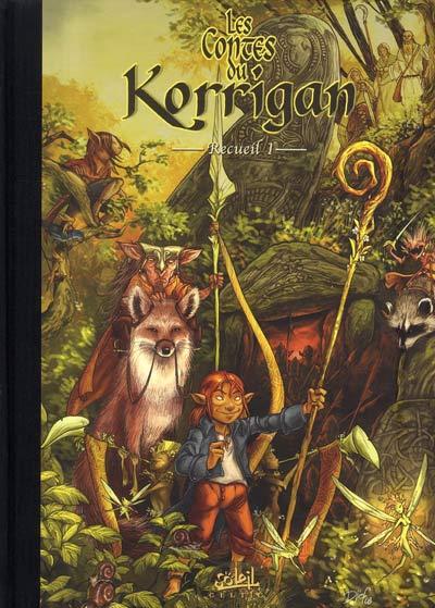 Couverture de Les contes du Korrigan -Rec01- Recueil 1