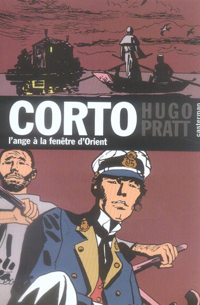 Couverture de Corto (Casterman chronologique) -14- L'ange à la fenêtre d'Orient