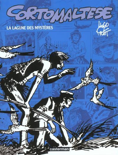 Couverture de Corto Maltese (Couleur format normal) -12- La Lagune des mystères