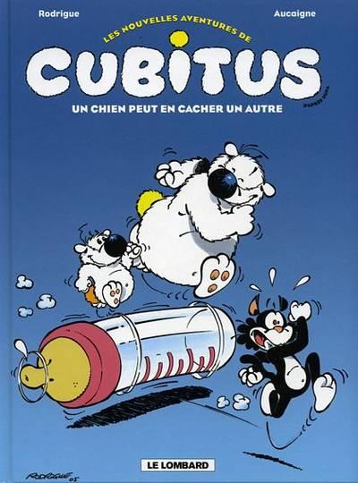 Couverture de Cubitus (Les nouvelles aventures de) -2- Un chien peut en cacher un autre