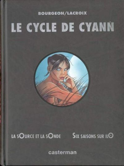 Couverture de Le cycle de Cyann -INTTL- Le cycle de Cyann - Tomes 1 et 2