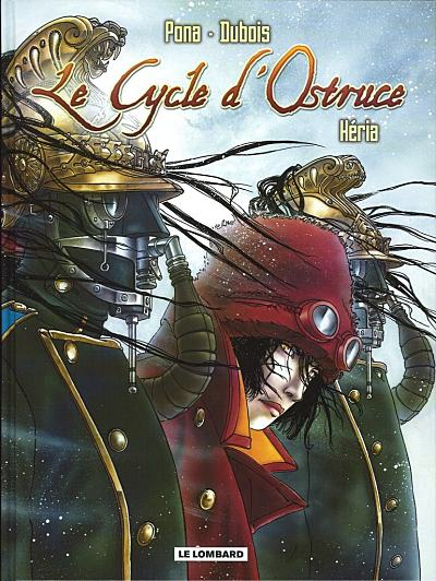 Couverture de Le cycle d'Ostruce -2- Héria