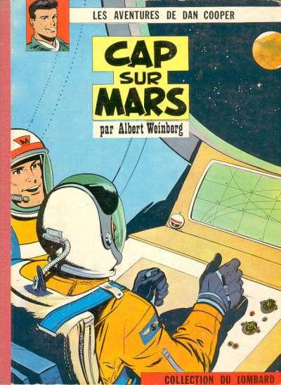 Couverture de Dan Cooper (Les aventures de) -4- Cap sur Mars