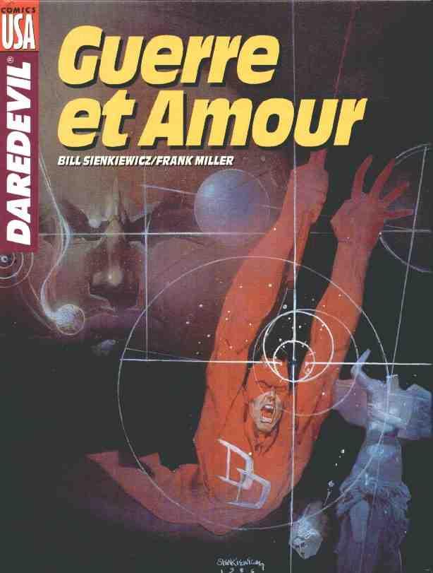 Daredevil : Guerre et Amour