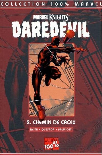 Couverture de Daredevil (100% Marvel - 1999) -2- Chemin de Croix