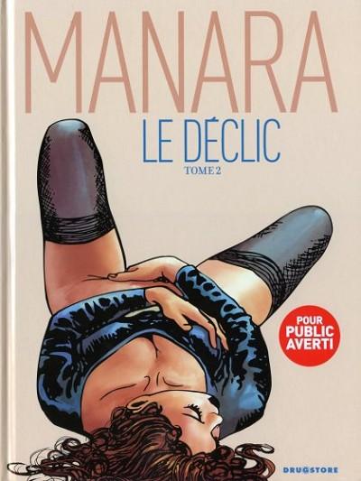 Couverture de Le déclic (édition couleur) -2- Tome 2