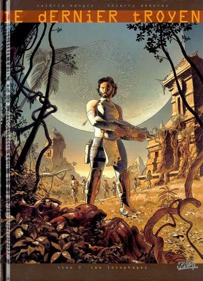 Couverture de Le dernier Troyen -3- Les Lotophages