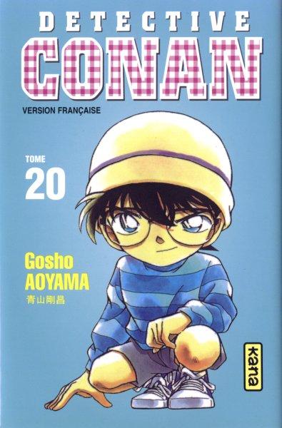Couverture de Détective Conan -20- Tome 20