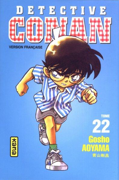 Couverture de Détective Conan -22- Tome 22