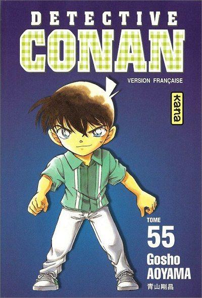 Couverture de Détective Conan -55- Tome 55
