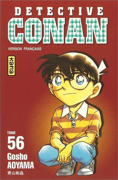 Couverture de Détective Conan -56- Tome 56