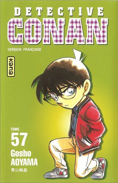Couverture de Détective Conan -57- Tome 57