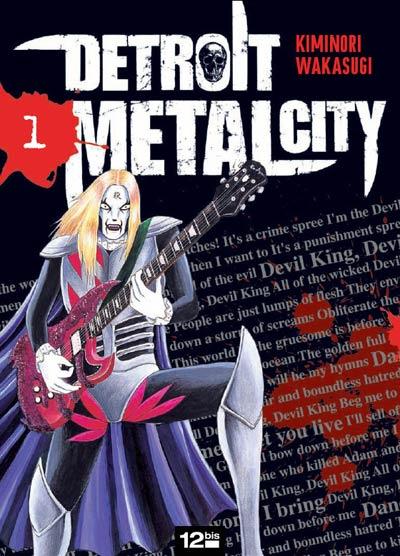 Detroit metal city  - 10 tomes