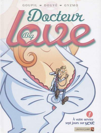 Docteur Big Love (Tome 1) sur Bookys
