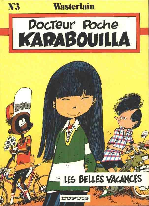 Couverture de Docteur Poche -3- Karabouilla