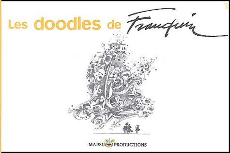 Couverture de (AUT) Franquin -13TL- Les doodles de Franquin