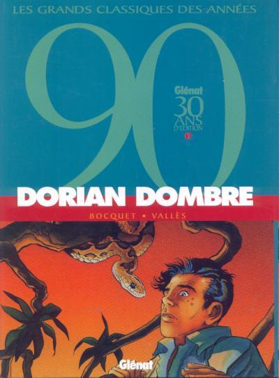 Couverture de Dorian Dombre - Tome INT