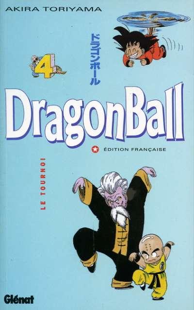 Couverture de Dragon Ball (Albums doubles de 1993 à 2000) -4- Le Tournoi