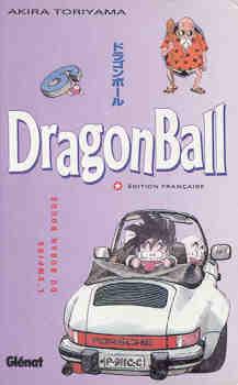 Couverture de Dragon Ball (Albums doubles de 1993 à 2000) -6- L'Empire du Ruban Rouge