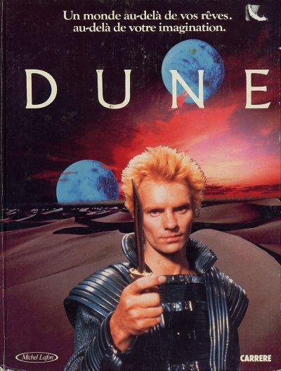 Couverture de Dune (Macchio/Sienkiewicz) - Dune