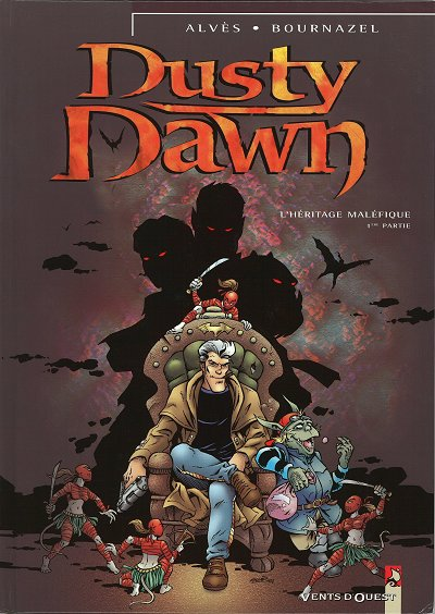 Dusty Dawn (3 tomes) sur Bookys