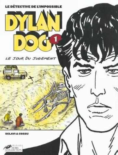 Couverture de Dylan Dog (Hors-Collection) -1- Le jour du jugement